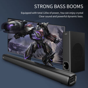 Best Bluetooth Soundbar for TV