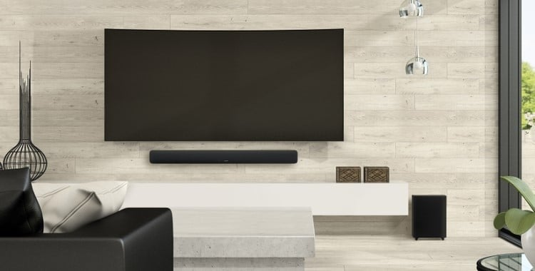Wireless Soundbar amazing feature