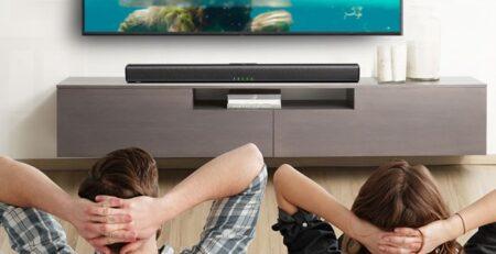 HDTV audio Soundbar