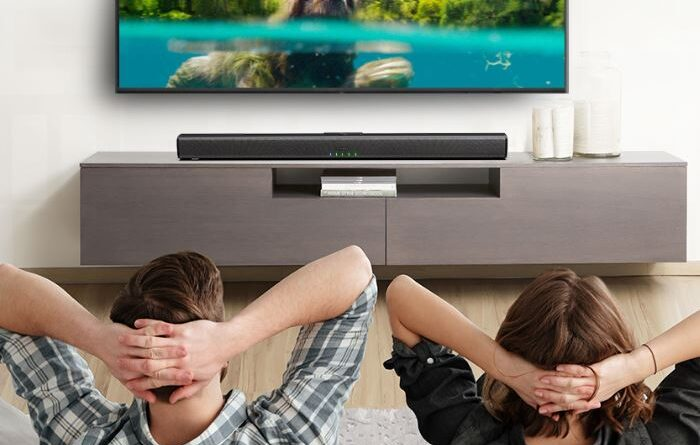 HDTV audio Soundbar
